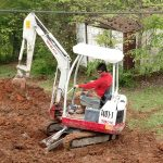 Tennessee Valley Excavations, septic system