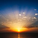 sunrise, remember