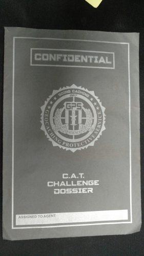 C.A.T. Challenge Dossier