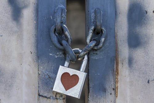 Heart Lock. Prime Members, Amazon Key
