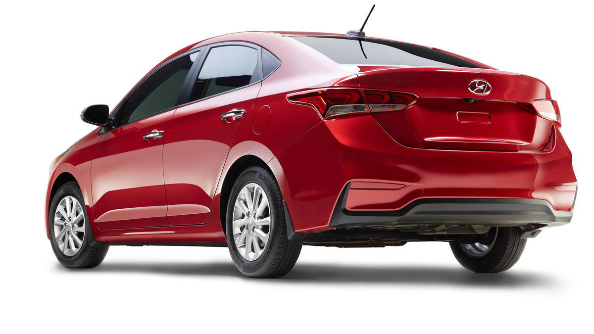 2018 Hyundai Accent Preview Pricing Release Date