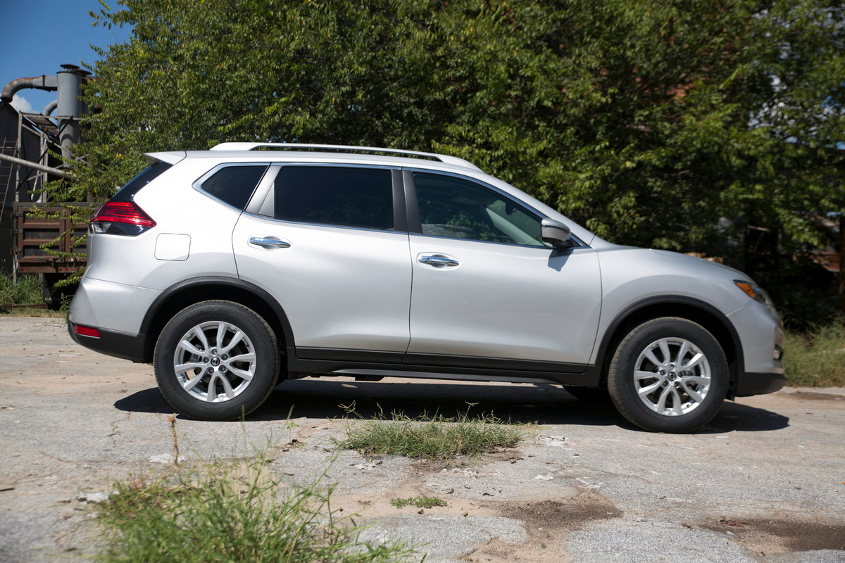 2018 Nissan Rogue Deals Prices Incentives  Leases