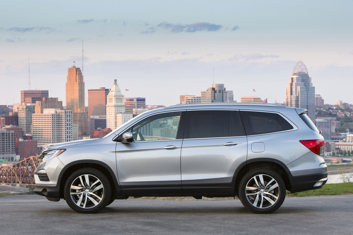 2018 Honda Pilot Preview Pricing Release Date