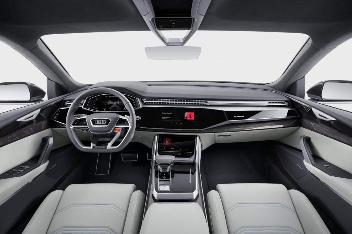 2019 audi q8: preview, pricing, release date