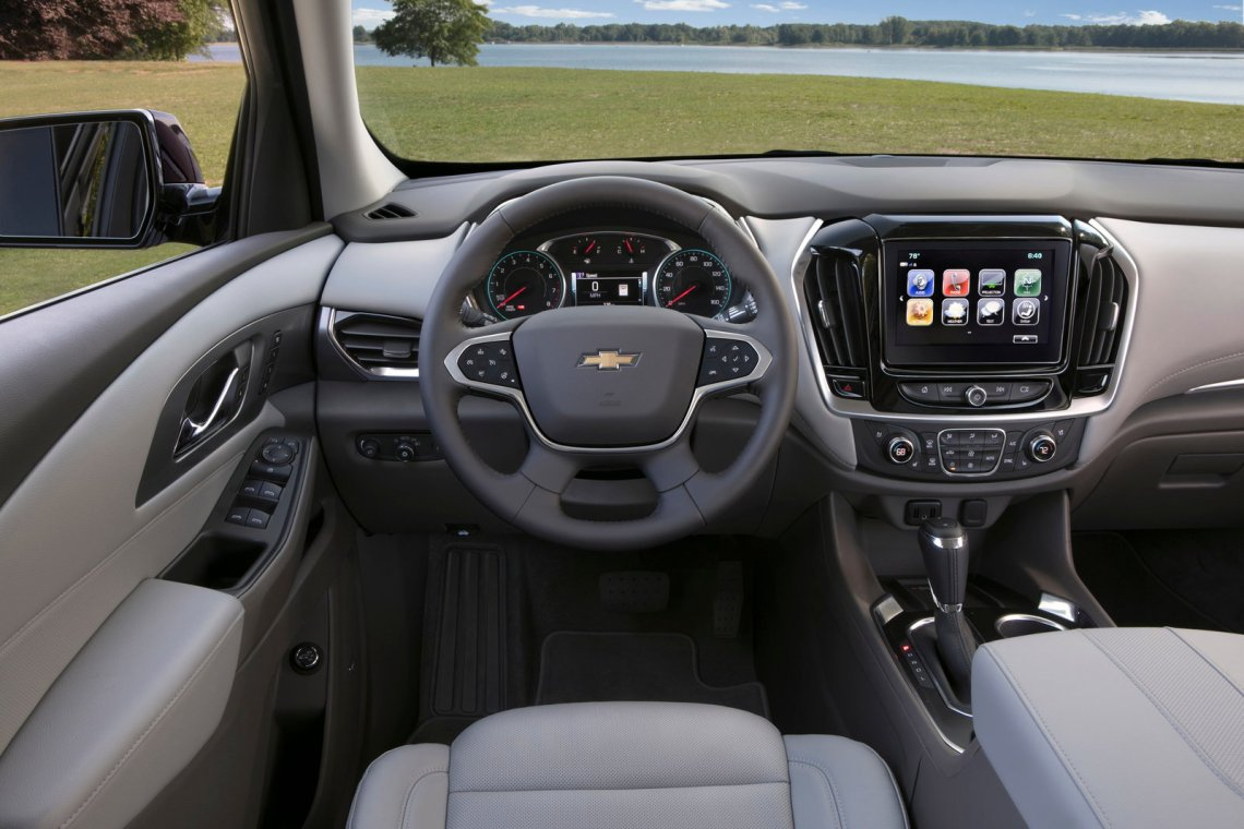 2019 chevrolet traverse: preview, pricing, release date