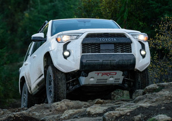2020 toyota 4runner trd pro is getting