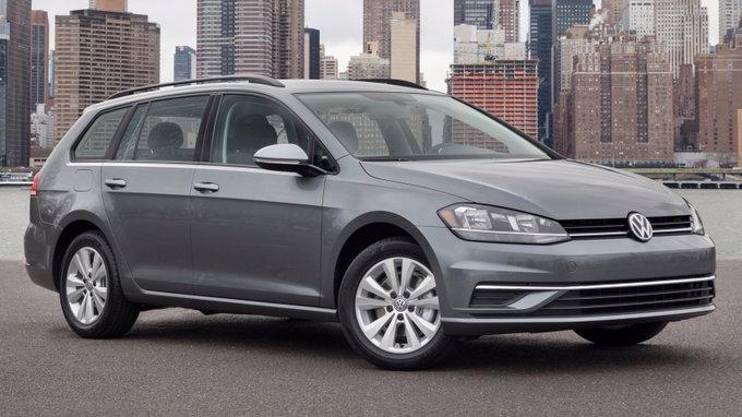 2018 Volkswagen Golf Sportwagen Preview, Pricing, Release