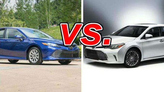 brand new toyota camry muscle grand avanza harga vs avalon carsdirect