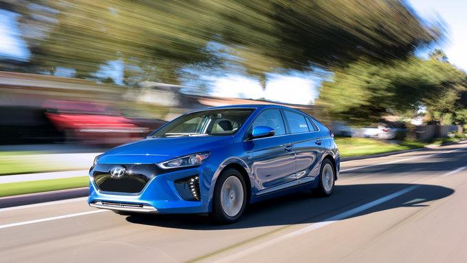hybrid car battery life