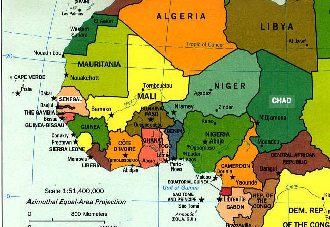 WEST AFRICA TRENDS: MONITORING TO INFLUENCE POSITIVELY