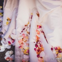 La Cérémonie - Robe et confettis