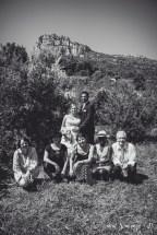 Les photographies de groupes
