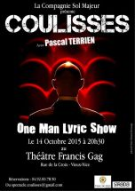 Coulisse - Spectacle 2015 - Affiche