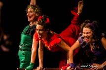 Les Quatre Barbu(e)s - Festival d'Avignon 2015 - Une Petite voix m'a dit - CDE-Photographie