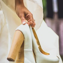 Photos de mariage - Côte d'Azur - Préparation de la mariée