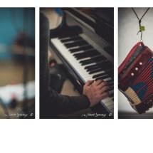Insstruments de musique - Détails photographique