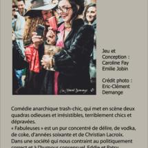 Eric Clément-Demange - Spectacle - Arts de la Scène 002