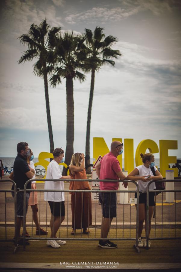 Tour de France à Nice