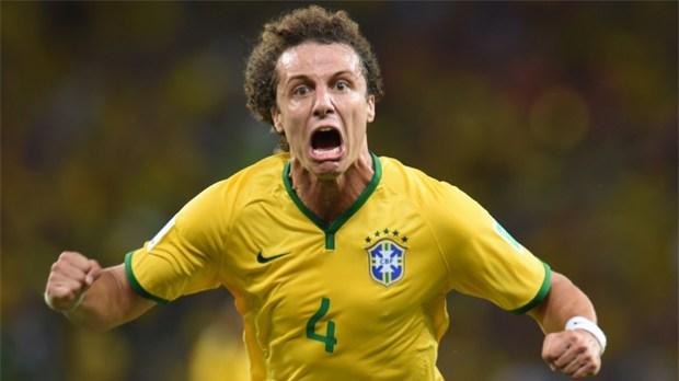 Brasil enfrenta a Colombia por el Mundial de Brasil 2014. (AFP)