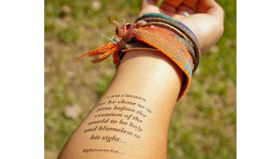 Semana Santa Los Tatuajes Religiosos Más Alucinantes Fotos