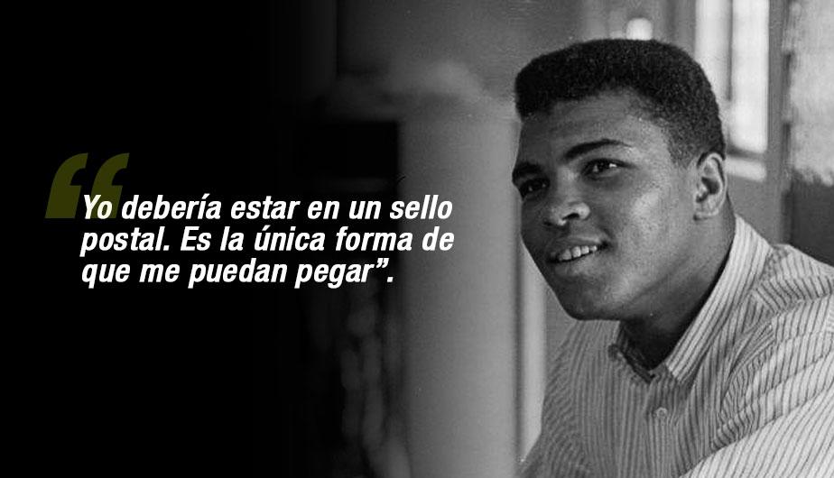 20 Frases De Muhammad Ali Que Te Harán Querer Ser Una Mejor