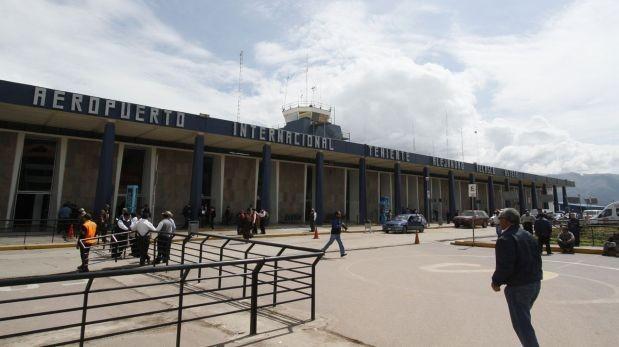 Decomisan tres kilos de oro ilegal en aeropuerto del Cusco