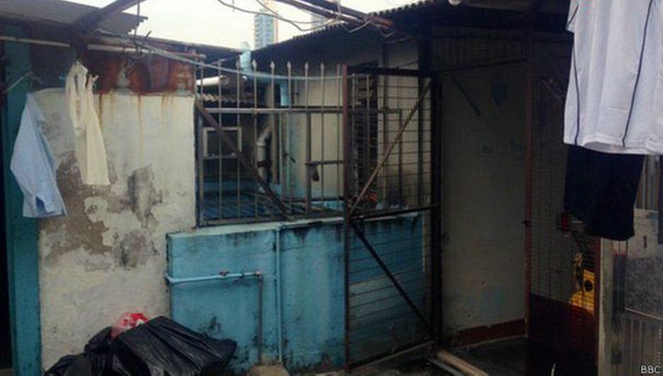 La pobreza escondida en los techos de Hong Kong