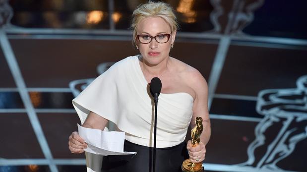 Patricia Arquette y el discurso que remeció el Óscar 2015