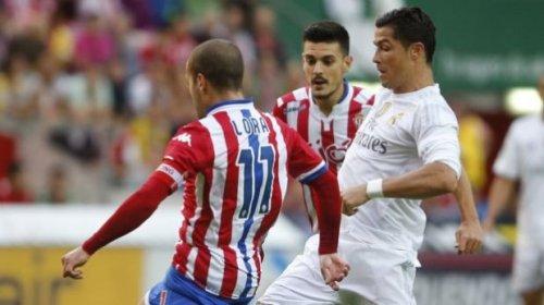 Real Madrid empató 0-0 con Sporting de Gijón por la Liga BBVA