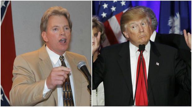 Ex líder del Ku Klux Klan expresa su apoyo a Donald Trump
