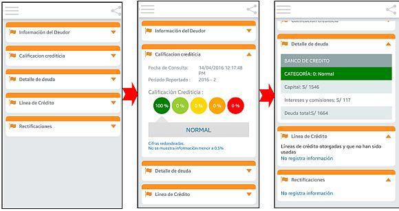 [Foto] SBS: Esta app permite conocer tu calificación crediticia