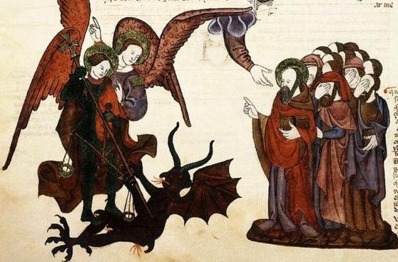 Cómo le salieron cuernos al diablo