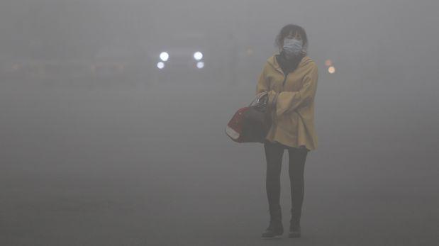 Asocian partos prematuros a la contaminación del aire