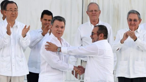 Colombia - FARC: La paz llegó tras 52 años de guerra [EN VIVO]