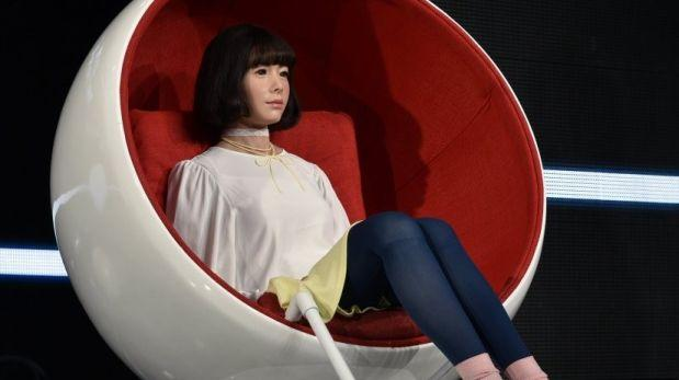 Androide hiperrealista será presentadora de TV en Japón