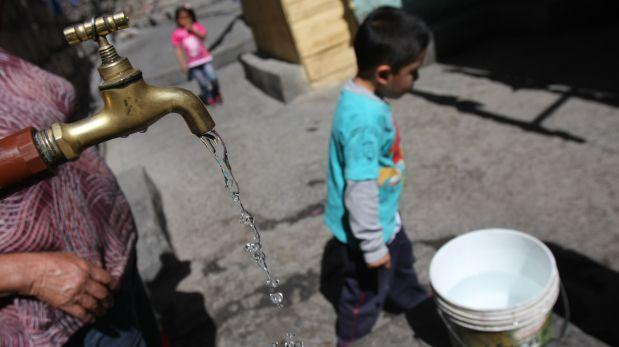 Sedapal: servicio de agua se restablecerá a lo largo del día