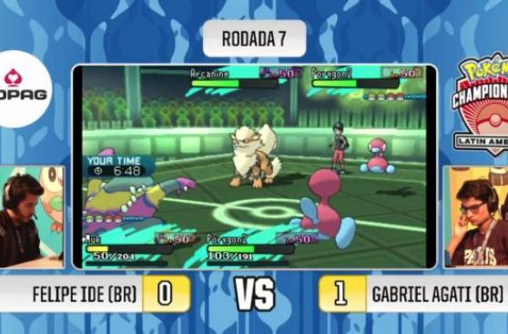Primer Campeonato Internacional Pokémon en Latinoamérica