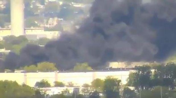 EE.UU.: Avión se estrella y deja dos muertos en Nueva Jersey