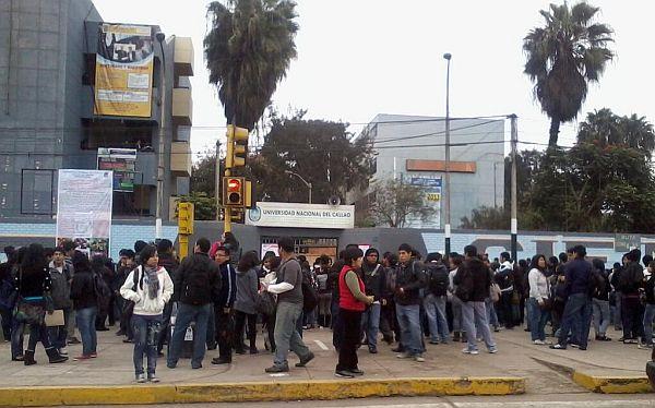 Universitarios marcharán este 4 de julio en protesta por Ley Universitaria