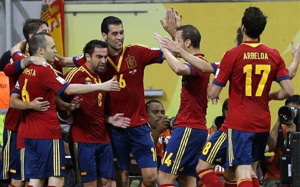 Copa Confederaciones: España eliminó a Italia en penales y jugará la final ante Brasil