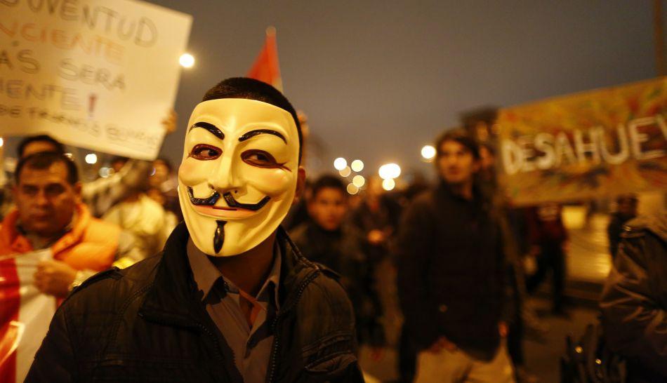 ¿Qué hay detrás de la protesta #Tomalacalle?