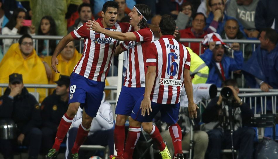 Real Madrid, Fútbol español, Liga española, Atlético de Madrid,  Santiago Bernabéu
