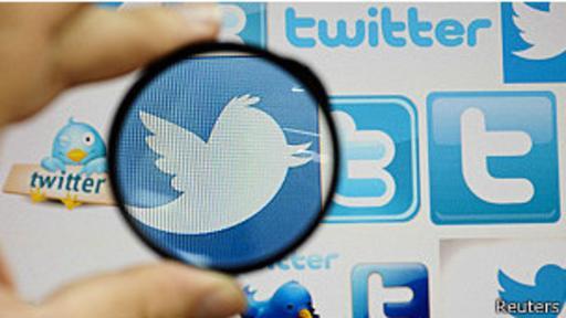 Twitter se ha vuelto más popular que Facebook.