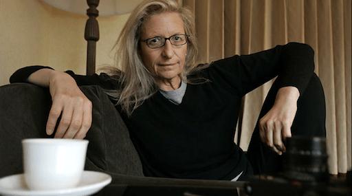 Annie Leibovitz y 12 de sus ms grandiosas fotografas