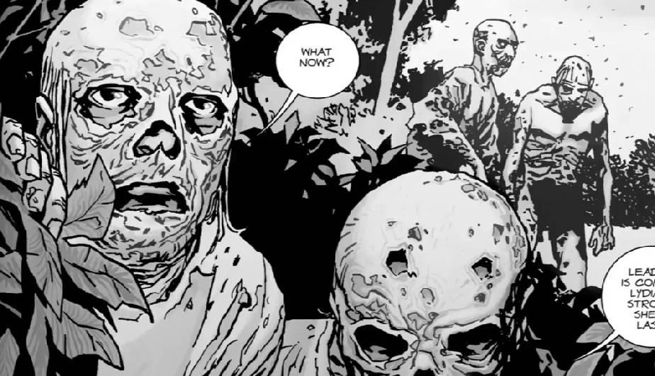 The Walking Dead, temporada 9: ¿horda de walkers vista al final ...