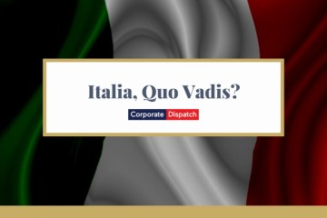Understanding Italy's current state of affairs