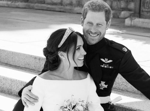 The Duchess of Sussex gets a 'remarkable welcome' into life in the Royal family from the Queen