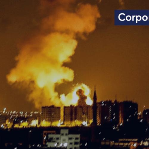 Gaza tension escalates