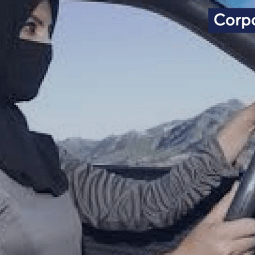 Saudi women are in the driver's seat for first time