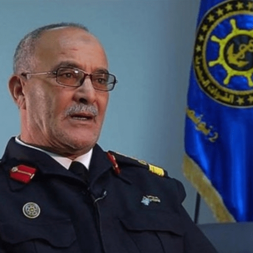 Libyan Navy Force spokesman: Dubious NGOs' vessels in the middle of the Mediterranean should leave as they are profiting off immigrants' suffering.